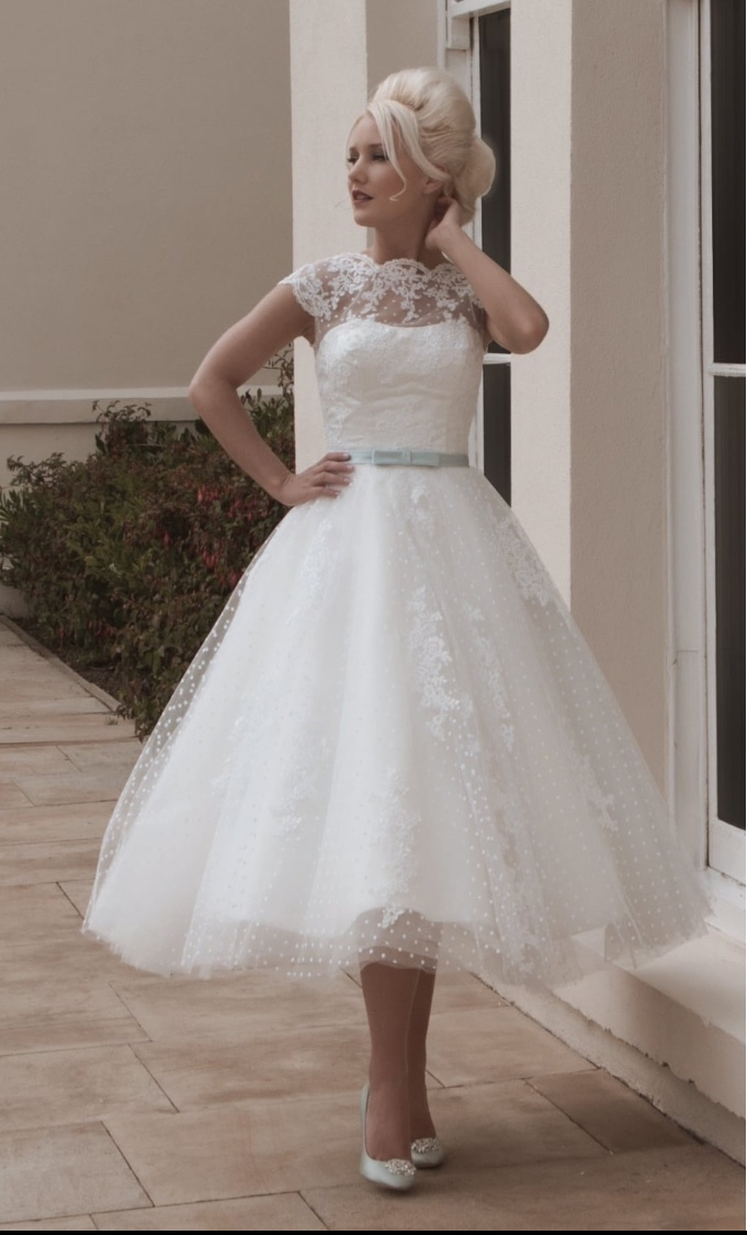 House of Mooshki Wedding Dress at Cutting Edge Brides