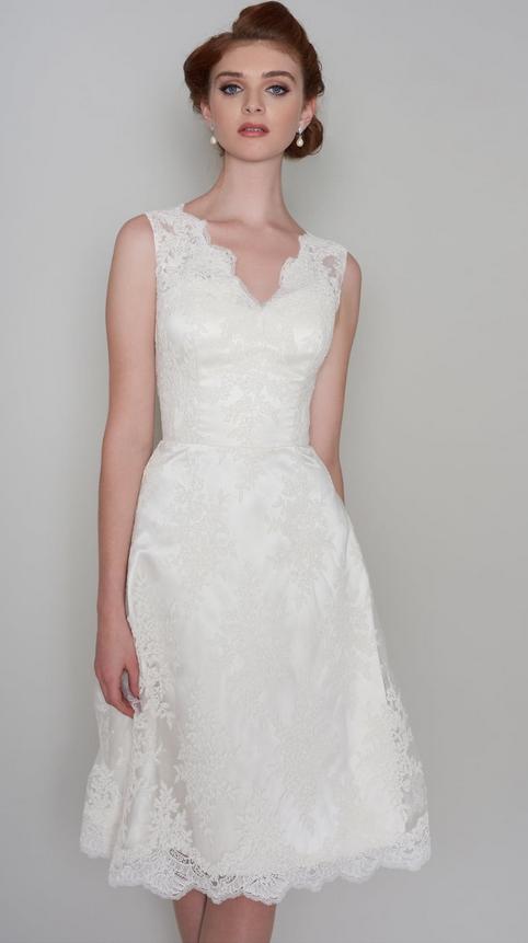 Different Length of Short Wedding Dress | Cutting Edge Brides