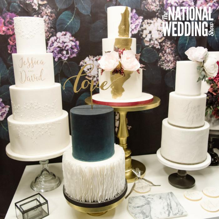 Cutting Edge Brides at National Wedding Show 2018