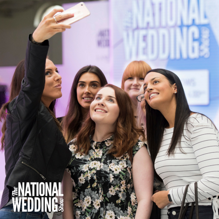 National Wedding show featuring Cutting Edge Brides