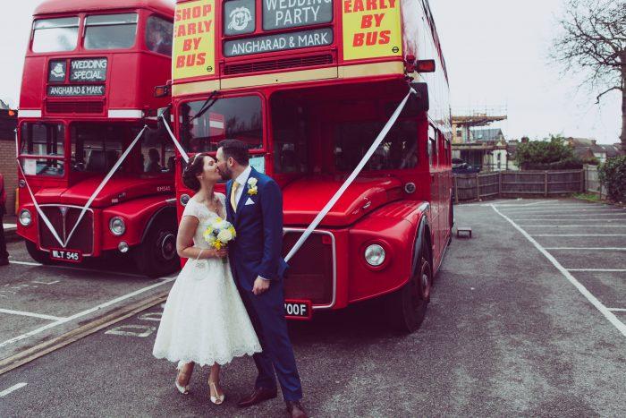 Real Bride - London Bride at Cutting Edge Brides
