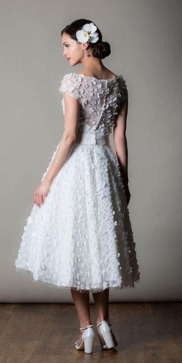 Nice Rita Mae wedding dress at Cutting Edge Brides