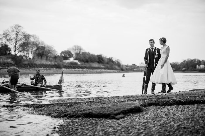 Emma & Sam Wedding cutting edge Brides