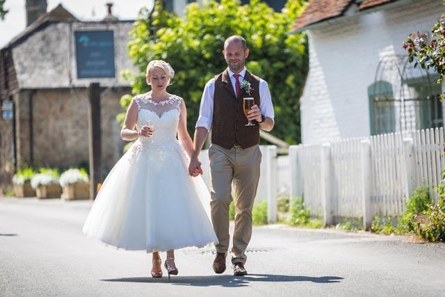 A Real Wedding - A Retro Vibe for Emma and Stuart
