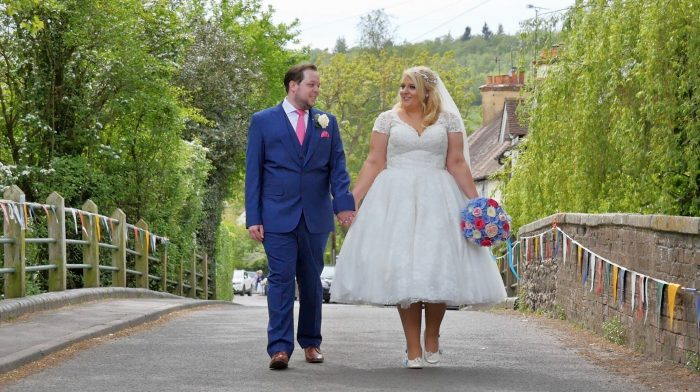 An Alice in Wonderland Wedding - Jessica and Daniel