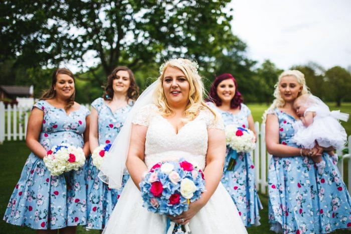 An Alice in Wonderland Wedding - Jessica and Daniel