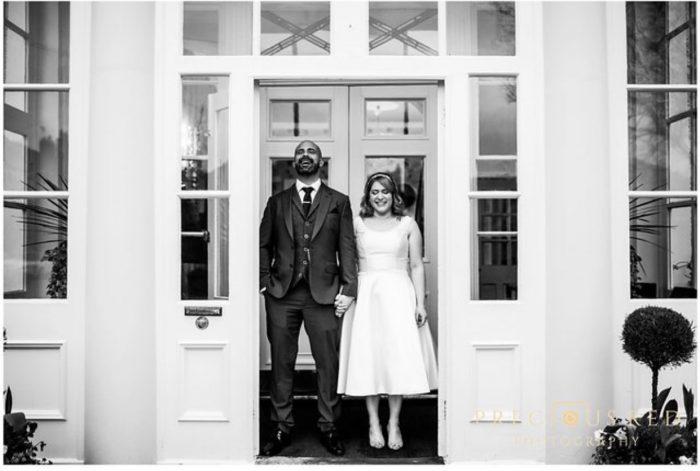 Emma & Ashley's spring wedding