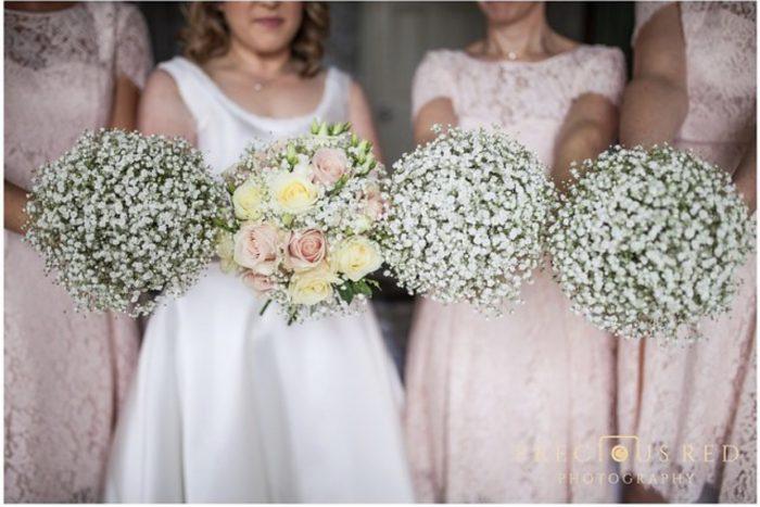 Emma and Ashleys Wedding - dress Cutting Edge Brides