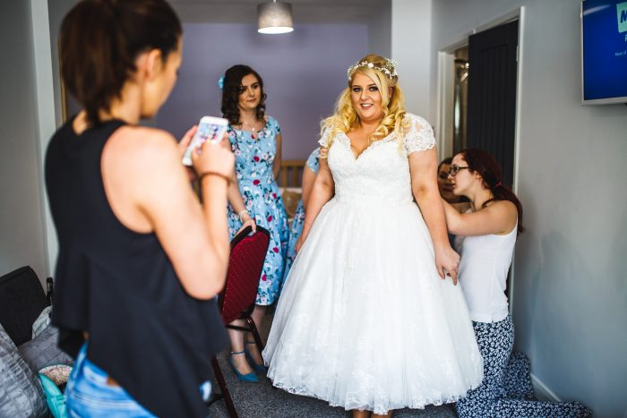 A Themed Wedding - Jessica and Daniel
