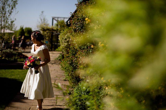 Laura and John Cutting Edge Brides