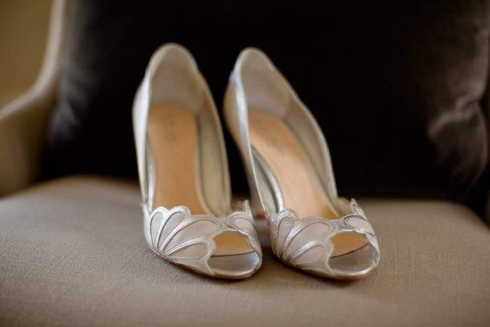 Rachel Simpson Wedding Shoes - Finishing Touches to Your Wedding Dress