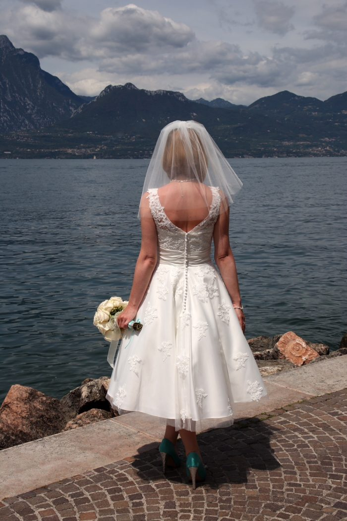 A destination wedding at cutting edge brides