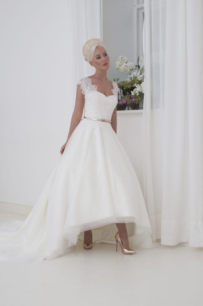 dream short wedding dresses