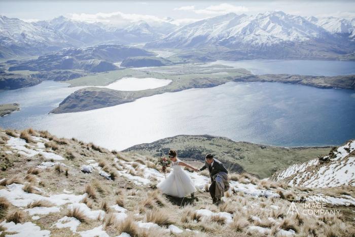 Molly Mae retro inspired wedding gown at Cutting Edge Brides