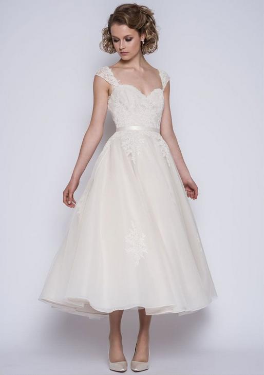 romantic wedding dress Jodie by House of Mooshki