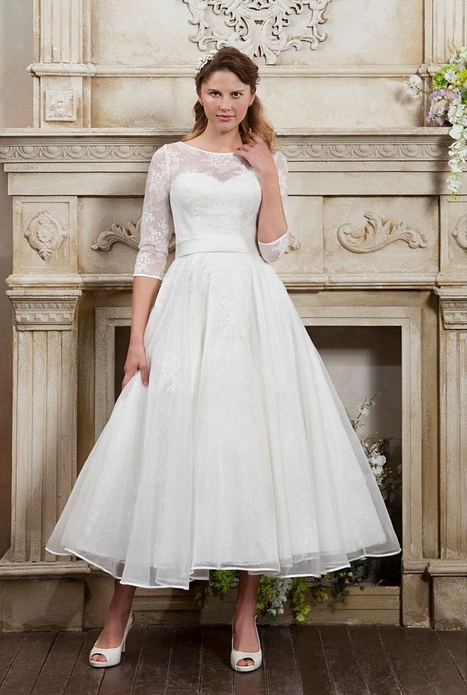 choose a dress like Molly by Wild Rose so you get married your way
