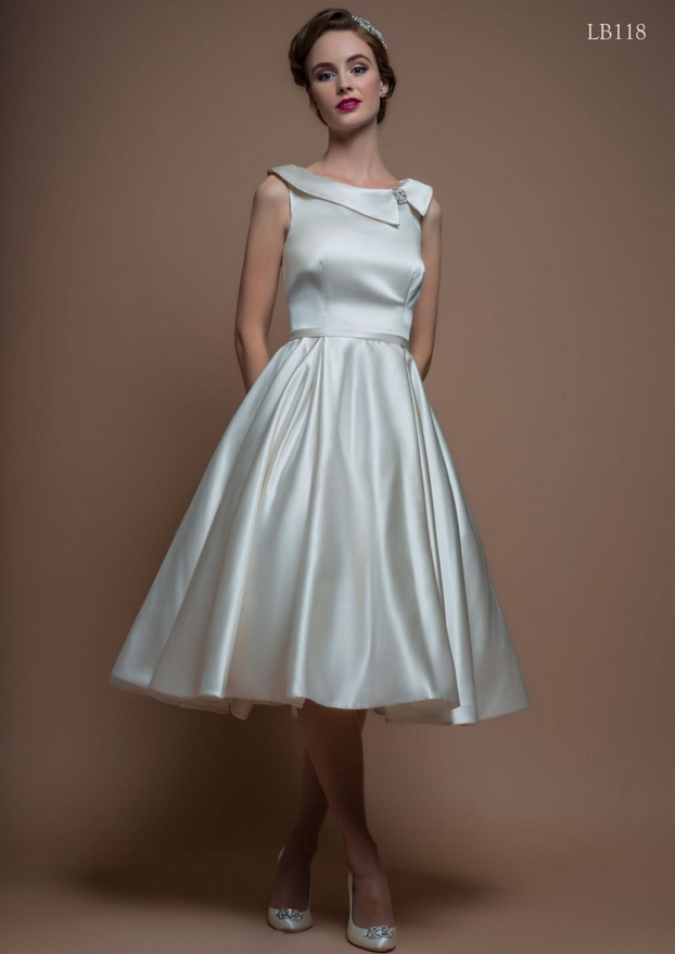 simple short wedding dresses at cutting edge brides