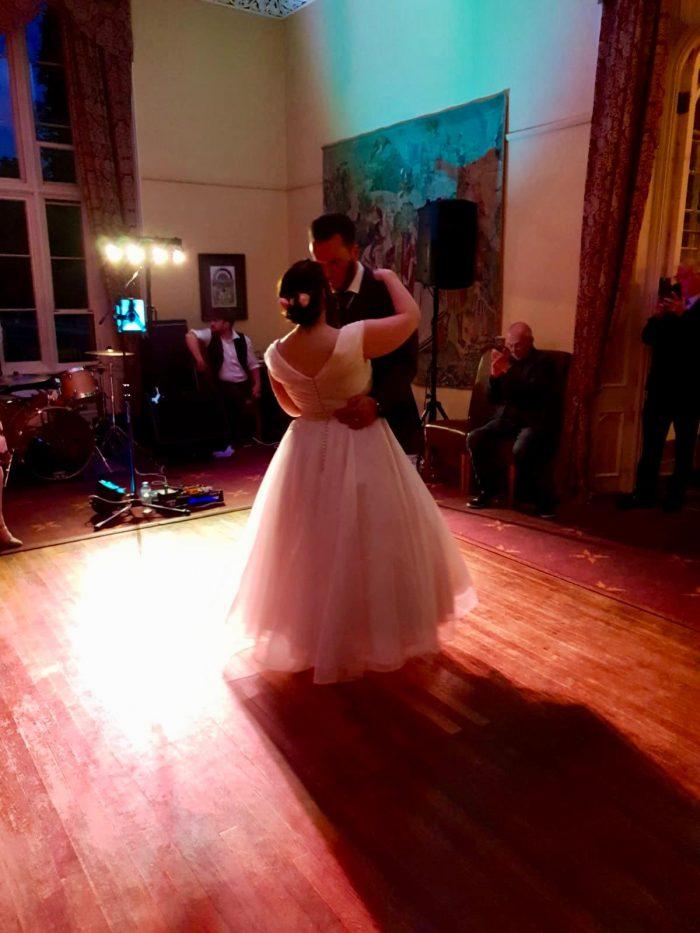 Loulou bridal cutting edge bride