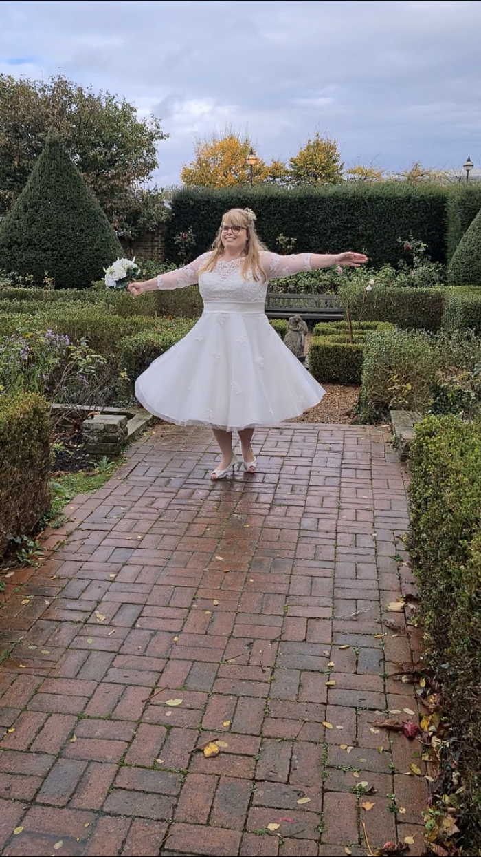 Polly by Timeless Chic at Cutting Edge Brides