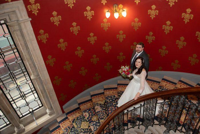 Real Wedding in Islington during Lockdown