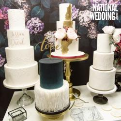 Cutting Edge Brides at National Wedding Show 2018