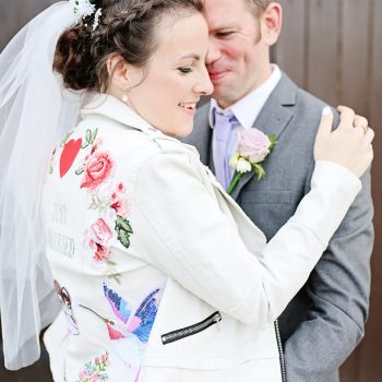 A Rustic Wedding - Real Brides Markella and Jonathon
