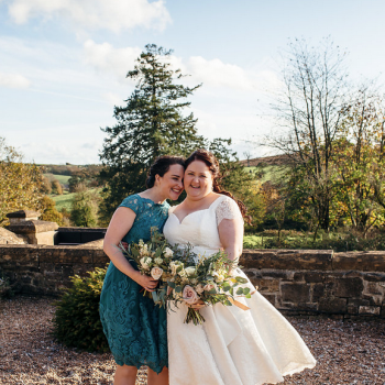 Tracey & Leo's Wedding - Dress Cutting Edge Brides