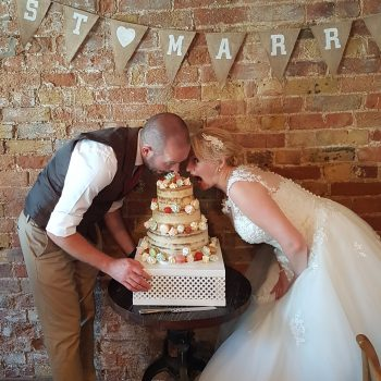 A retro wedding vibe - Emma and Stuart