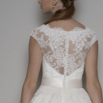 collecting your wedding dress