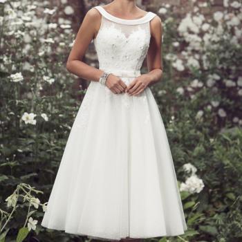 Wedding Budget Short Wedding dresses