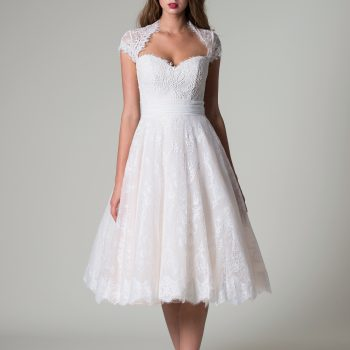 Laia Rita Mae short wedding dress collection