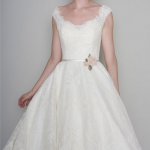 Classic short wedding dresses at cutting edge brides