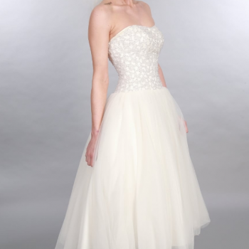 Katie by Timeless Chic Vintage Style Wedding dress from Cutting Edge Brides
