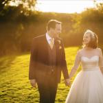 Maddy and Johns wedding - retro wedding dress from Cutting Edge Brides