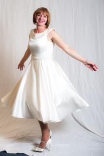 Agatha by Loulou bridal