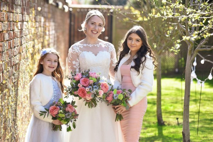short wedding dress by Brighton Belle from Cutting Edge Brides. Featuring couples intimate wedding celebration
