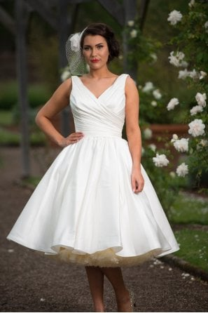 Timeless Chic Wedding Dresses exclusive to Cutting Edge Brides Boutique